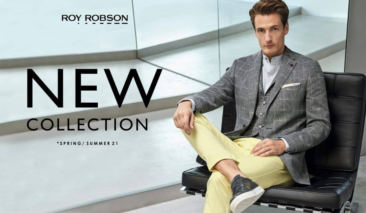 Roy Robson NEW Collection